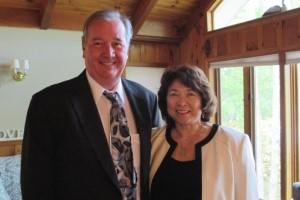Jeffrey H. Miller and Audrey Leeds Miller, Co-Founders