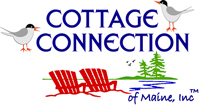 cottage connection of maine logo
