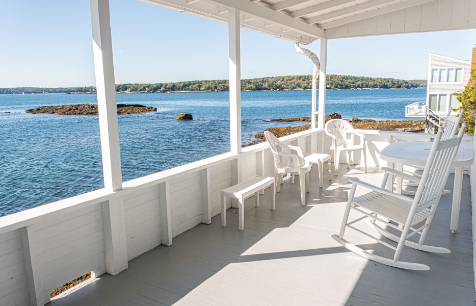 the perch maine cottage rental