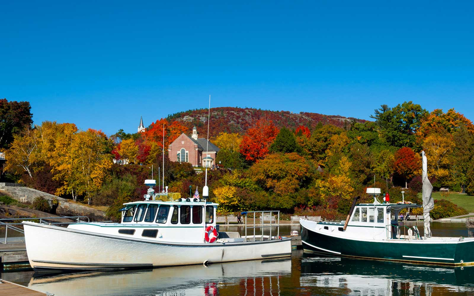 Fall in Midcoast Maine